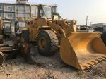 New Paint Used CAT Loaders , 966C Caterpillar Front End Loader CAT 3306 Engine
