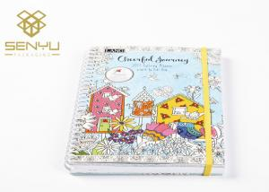 China Children Comic Custom Printed Booklets Hard A3 B5 A6 Paper Cover Perfect Bound on sale