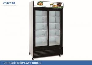 China Energy Drink 1150L Upright Display Refrigerator Commercial Use on sale