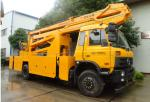Dongfeng 4*2 high altitude platform truck (CLW5110JGKT4) for sale, factory price dongfeng 20m hydraulic bucket truck