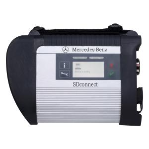 China MB SD Connect Compact 4 Auto Diagnostic Scanner Wireless For Mercedes Benz on sale