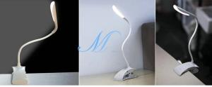 China High Quality USB LED Table Lamp With Touch ON Sensor, computer ABS led reading lamp on sale