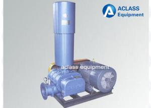 China Three Lobes Roots Blowers ZHSR 50 Model For Waste Water Treatment on sale