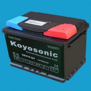 China Producing 12V DIN MF Vehicle Battery (Car Battery) (56219-MF) on sale