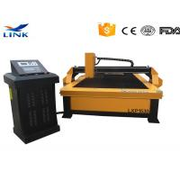 High Repeat Positioning Accuracy Cnc Plasma Cutting Machine For Metal Sheet