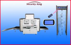 China 34mm Steel Penetration X Ray Body Scanner , 100 * 80cm Tunnel Airport Baggage Scanner on sale