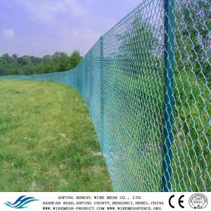 China Farm&Garden Chain Link Fence Iron Wire Mesh on sale
