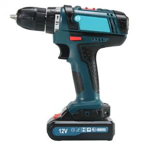 China High Torque 12V Cordless Drill Garden Tools 2 Speed 19cm Height Compact Design on sale
