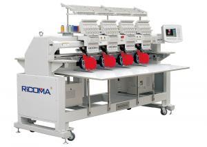 China máquina/equipo tubulares del bordado de la Multi-cabeza de la ropa de cuero comercial on sale