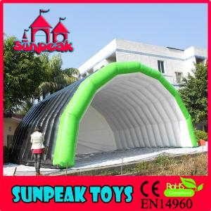 China TEN-2054 Inflatable Transparent Tent, Inflatable Dome Tent With LED For Wedding.Party.Event Giant Tent on sale