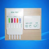 Drug Test Kits/Six Panel Drug Abuse Test Kits / Drug Abuse Test Kits