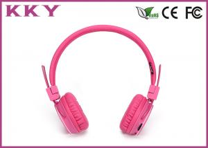 China Phone Accessories On Ear Bluetooth Headphones Comfortable With Powerful Bass Sound on sale