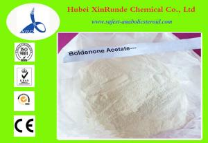 China Anabolic Boldenone Acetate Raw Steroid Powders Hormone Boldenone Powder 846-46-0 on sale