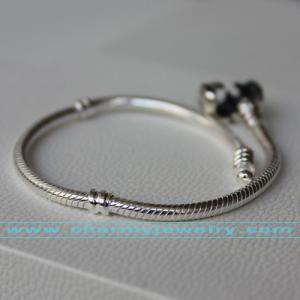 China 925 Sterling Silver Crown Bracelet on sale