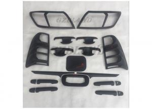 China Car Body Kits Moulding Trims Headlight Tail Lights Covers For Toyota Hilux Vigo 2012 Onwards on sale