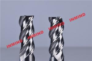 China Dia 1 - 20 mm Milling Bits For Aluminum , Highly Polished End Mill Drill Bits on sale