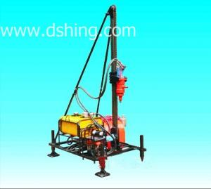 China DSHY-30 Hydraulic Exploration Drill Rig For Mountainous Area on sale