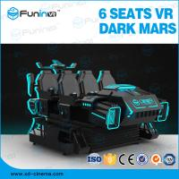 China 360 Vision 9D Virtual Reality Cinema Game Machine 12 Months Warranty on sale