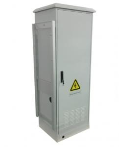 China High Security  Waterproof IP55 Outdoor Cabinet For Telecom Backup Power Battery on sale