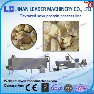 China Small tvp tsp functional soy protein concentrate food processing equipment on sale
