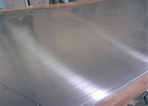 China Ferrite 443 2mm Prime Stainless Cold Rolled Steel Plate Sheet / Plain 2B 2D BA Brushed on sale