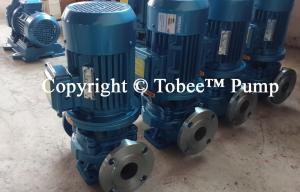 China Tobee™ Vertical Inline Booster Pump on sale