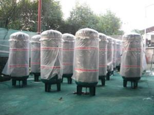 China 8 - 16bar Compressed Air Tanks on sale