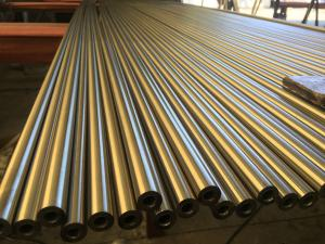 China Duplex Stainless Steel Pipes,S31254 (254SMo,  1.4547) Steel Pipe ,  ASTM A312/ ASTM A999 on sale