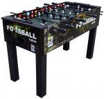 Tableau en bois promotionnel du football de graphiques couleur de Tableau de jeu de football pour la famille