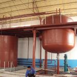 Industry Solid Sodium Silicate Making Plant