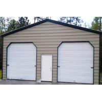 China modern steel structure cheap prefab garage /garage kits for sale on sale