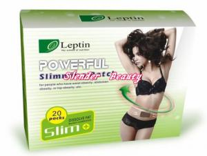 Quality Leptin Powerful Slim Patch Dissolve Fat  Slim Weight Loss Patches for sale