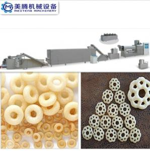 China Fully automatic stainless steel pani puri making machine 3d 2d pellet snack food on sale
