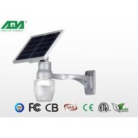 Lawn Outdoor Led Street Lights , Solar Powered Led Street Lights For Villa / Garden