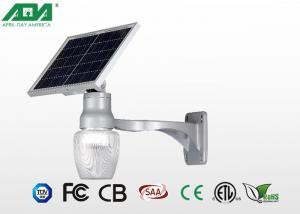 China Lawn Outdoor Led Street Lights , Solar Powered Led Street Lights For Villa / Garden on sale