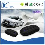 China Newest gps tracker device 3G WCDMA GPS Tracker system for Car Truck with Battery Standby 90 Days ---Black LK209A-3G wholesale