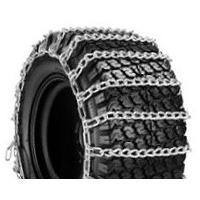 Garden Anti Skid Chains 2 Link Garden Tractor Tire Chains For Lawn Tractor