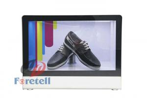 China Customized Size Transparent LCD Display For Advertising Multi - Screen Supported on sale