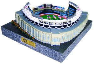 China Generous design Stadium 3D Model replica with hand painting on sale