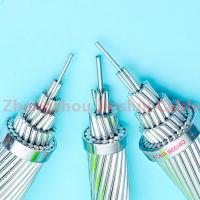 China Multi Core Bare Ground Wire Aluminum Electrical Conductor ASTM B-230 on sale