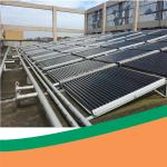 500 Litre 60pcs Evacuated Tube Solar Thermal Collector
