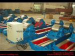 Soudure industrielle de tuyau de haute précision tournant Rolls/machine de rotateurs pour la soudure de réservoir