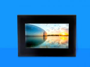 China Customized 2.4'' 4.3'' 5'' 7'' LCD Digital Video Greeting Card / Video Brochure 128 MB~4GB on sale