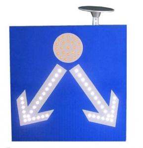 China solar traffic sign ,led traffic sign .solar signal light ,caution pedestrian crossing sign on sale