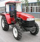 LUZHONG tractor new model LZ604,LZ654,12F+12Rshift,8.3-24/14.9-28 big tire,flat floor