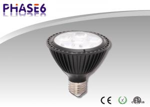 China 60Hz 12W High CRI 75 3200K LED Par Lamps With Luminous 830lm , Dimmable Living Room Lamps on sale