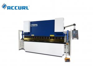 China NC Hydraulic Press Brake Bender Machine With CNC Power And Aluminum Raw Material on sale
