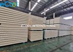 Fireproof PIR Cold Storage Panels For Refrigerated Storage Units 100mm