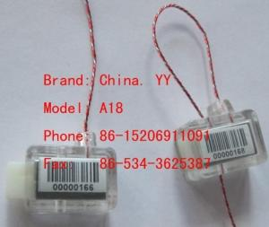 China Meter seal,twister,lead seal supplier