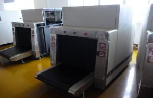 China 1000 ( W )  × 800 ( H ) mm Airport X Ray Luggage Scanner for Inspection 24 - Bit Color on sale
